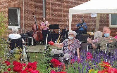 Sommergarten-Konzert im Tannenhof